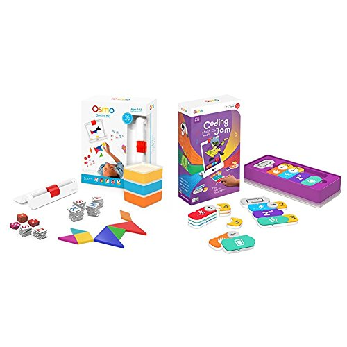 Osmo Coding Jam Game + Genius Kit for iPad