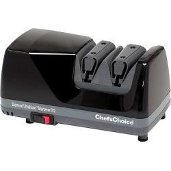 Chef's Choice 2-Stage Diamond Ultrahone Knife Sharpener 312 – Black