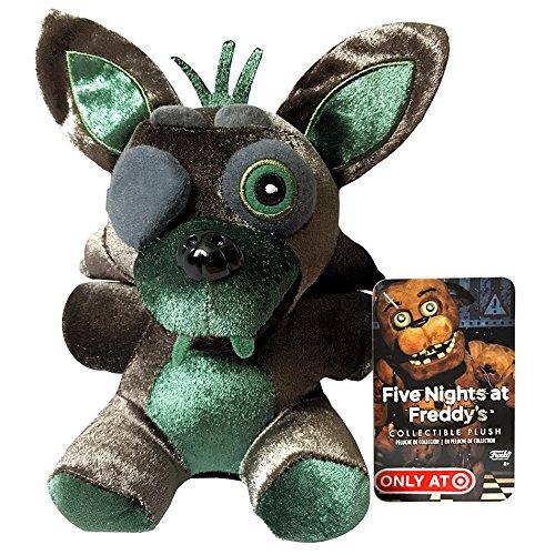 Funko Five Nights at Freddys Phantom Foxy – Target Exclusive 6″ Inch Plush