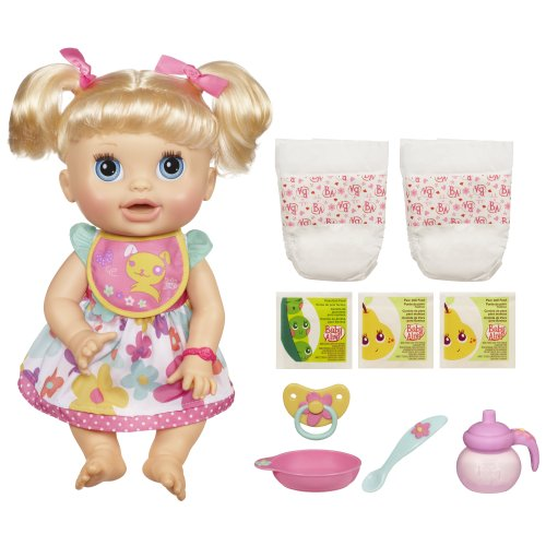 Baby Alive Real Surprises Baby Doll (Discontinued by manufacturer)