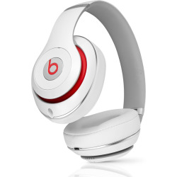 Beats by Dr. Dre Studio 2 Wireless Headphones – White
