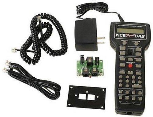 NCE Corporation 5240025 Power Cab DCC Starter Set