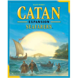 Catan: Seafarers Expansion by Mayfair Games, Multicolor