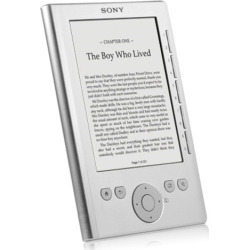 Sony PRS-300 Digital Book Reader Pocket Edition – Silver