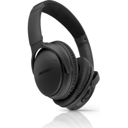 Bose QuietComfort 35 Noise-Canceling Bluetooth Headphones - Black (Used)