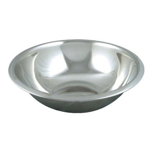 Update International Heavy Duty Stainless Steel Mixing Bowl, 30 Quart — 12 each.
