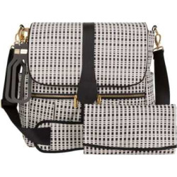 JJ Cole Backpack Diaper Bag, Multicolor