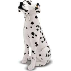 Melissa and Doug Dalmatian Dog Giant Plush, Multicolor