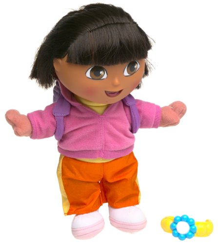Nickelodeon Fisher-Price Dora the Explorer Talking Dora Surprise