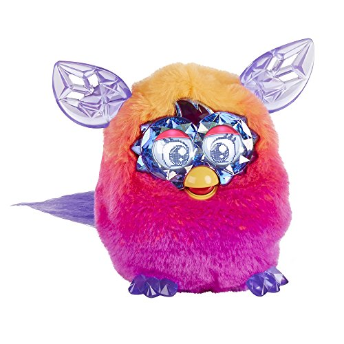 Furby Boom Crystal Series (Orange/Pink)