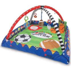 Kids Preferred Little Sport Star All Sports Play Mat, Multicolor