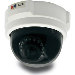 ACTi E53 3 MP Indoor Day & Night Dome Camera with IR Illu E53