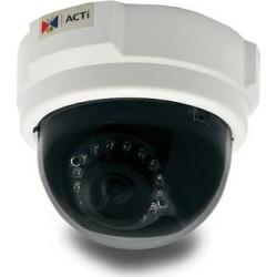 ACTi E53 3 MP Indoor Day & Night Dome Camera with IR Illu E53