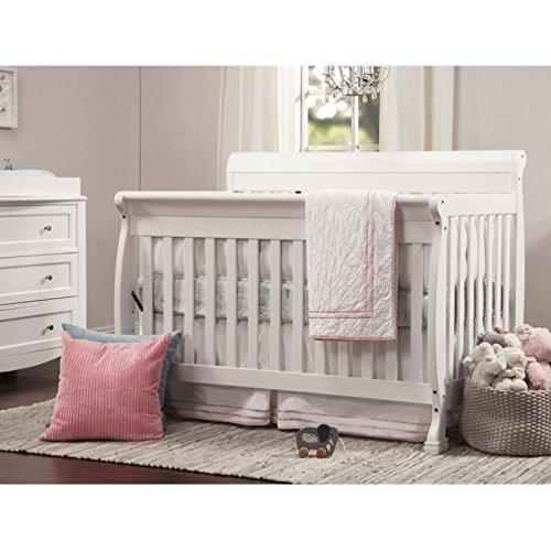 DaVinci Kalani 4-In-1 Convertible Crib, White