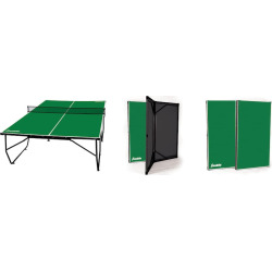 Franklin Sports Easy Assembly Table Tennis Table, Multicolor