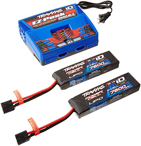 Traxxas 2991 LiPo Battery and Charger Completer Pack