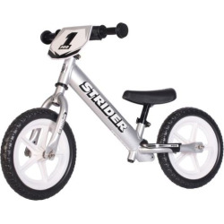strider 12 in pro balance bike silver - Allshopathome-Best Price Comparison Website,Compare Prices & Save