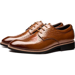 embossed pu square heel dress shoes for men - Allshopathome-Best Price Comparison Website,Compare Prices & Save