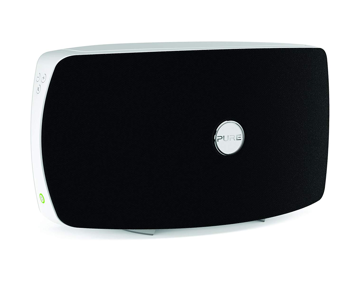 pure jongo t6 wireless speaker with wi fi and bluetooth piano blackwhite - Canon T6 Wifi Setup