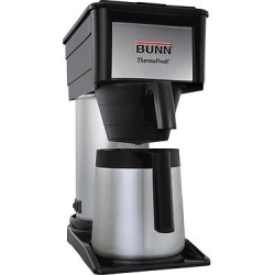 Bunn BT Velocity Brew 10-Cup Thermal Coffee Brewer, Black