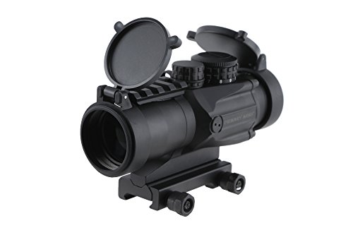 Primary Arms 3X Compact Prism Riflescope – ACSS 5.56 Reticle PAC3X-ACSS-5.56