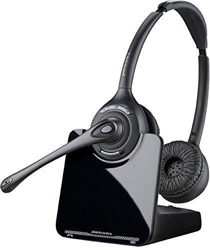 plantronics cs520 binaural wireless headset system - Allshopathome-Best Price Comparison Website,Compare Prices & Save