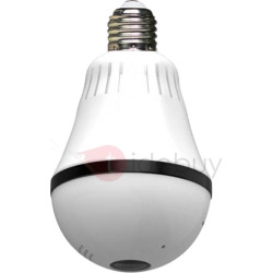 1080p wifi wireless ip bulb security camera with fisheye lens 360 panoramic - Allshopathome-Best Price Comparison Website,Compare Prices & Save