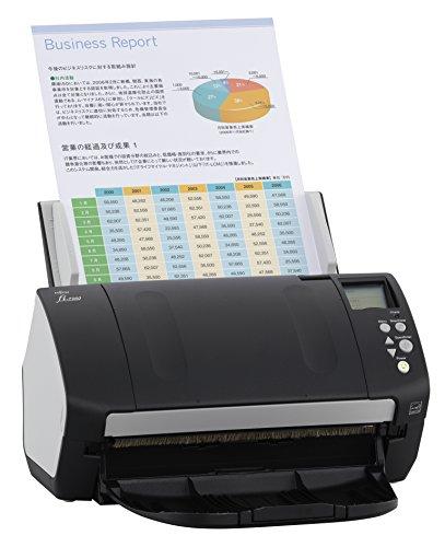 Fujitsu fi-7160 Color Duplex Document Scanner – Workgroup Series