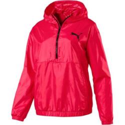 Women's PUMA Spark 1/2-Zip Jacket, Size: Large, Pink