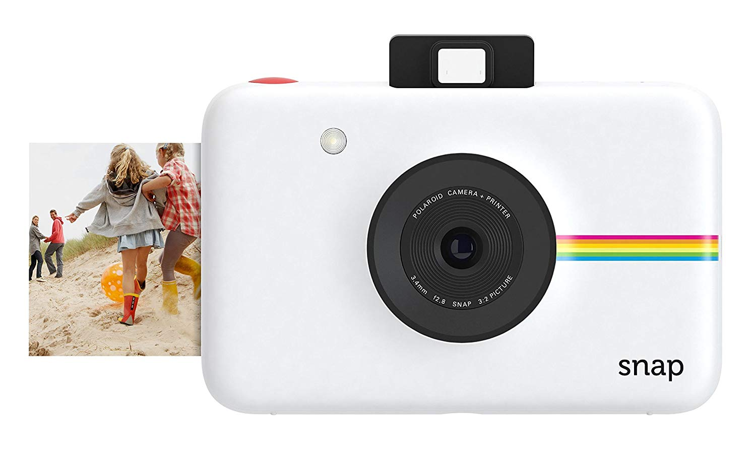 polaroid snap instant digital camera white with zink zero ink printing - Allshopathome-Best Price Comparison Website,Compare Prices & Save