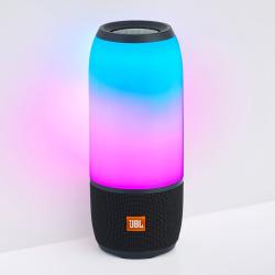JBL Pulse 3 Bluetooth Speaker, Black