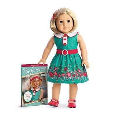 American Girl – Beforever Kit Doll & Paperback Book