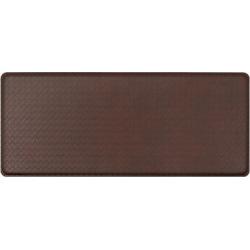Gelpro Classic Basketweave Comfort Kitchen Mat – Truffle (20″X48″)