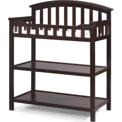 Graco Changing Table, Brown