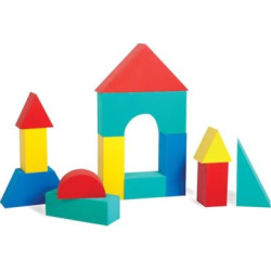 Edushape 32-pc. Giant Blocks Set, Multicolor