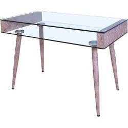 Writing Desk Acme Furniture Clear