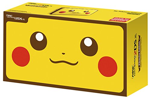 Nintendo New 2DS XL – Pikachu Edition [Discontinued]