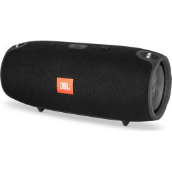 JBL Xtreme Portable Wireless Bluetooth Speaker – Black (Refurbished)