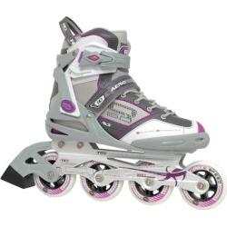 Roller Derby Aerio Q-60 Inline Skates – Women, Multicolor