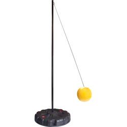 Verus Sports Portable Tetherball Set, Black