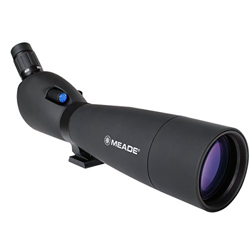 Meade Instruments 126001 Wilderness Spotting Scope – 20-60×80-mm (Black)