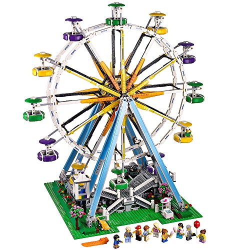 LEGO Creator Expert Ferris Wheel 10247 Construction Set