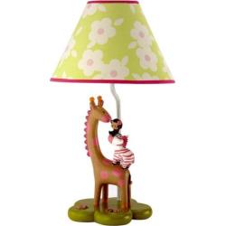 Carter's Jungle Lamp, Green