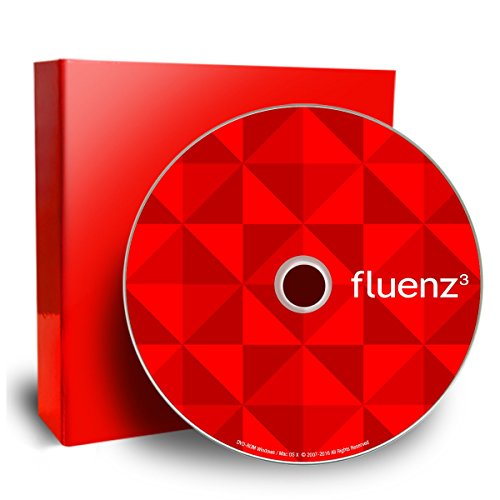 Learn Italian: Fluenz Italian 1+2+3 for Mac, PC, iPhone, iPad & Android Phones, Version 3