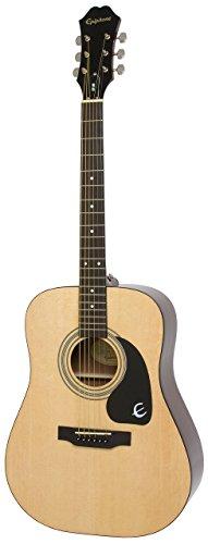 Epiphone DR-100 Acoustic Guitar, Natural