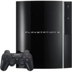 Sony PlayStation 3 System 60GB – Black (Refurbished)