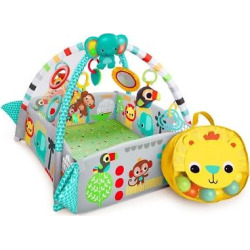 Bright Starts 5-in-1 Your Way Ball Play Activity Gym, Multi-Colored