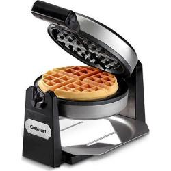 Cuisinart Belgian Waffle Maker – Stainless Steel Waf-F10, Silver