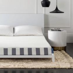 Safavieh Dream Memory Foam Plus Firm 6-inch Mattress, White