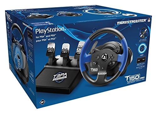 Thrustmaster T150 PRO Racing Wheel – PlayStation 4